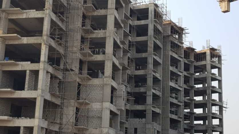 GUlberg Dream Heights Construction Updates 07