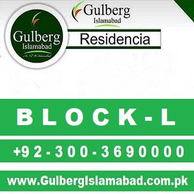 Gulberg Residencia Block L