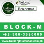 Gulberg Residencia Block m