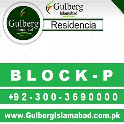 gulberg residencia block p