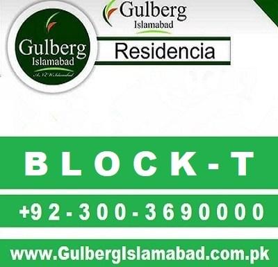 gulberg residencia block t