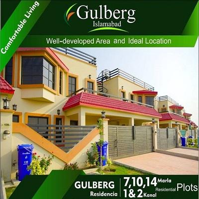 Gulberg Residencia Islamabad