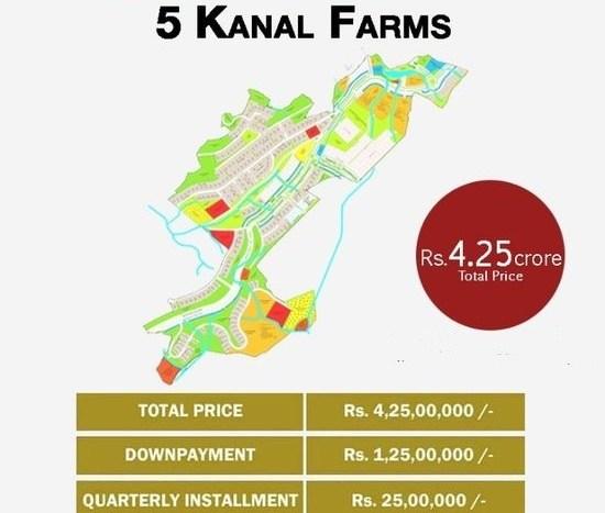 Bahria Agro Farms