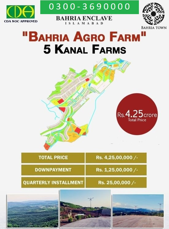 Bahria Agro Farms