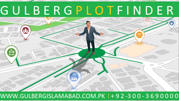 Gulberg Islamabad Plot finder