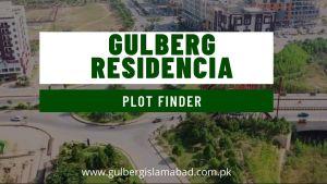 gulberg residencia plot finder