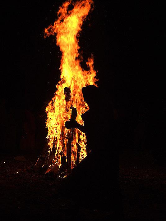Fire ofPrayer