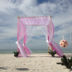 Gold Chair Covers With Black Sash Lounge Foldable Wedding Dreams Package - A Florida Beach