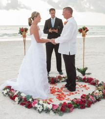 Barefoot Beach Wedding Packages