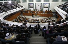 The Emir Of Kuwait Dissolves Parliament