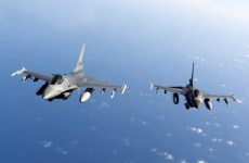 Jordan Hosts US Jets And Missiles For Drills