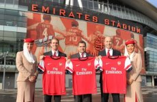 Emirates, Arsenal Sign $240m Partnership
