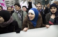 France Debates Extending Headscarf Ban To Universities