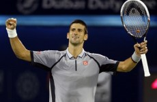 Novak Djokovic Seals Dubai Tennis Title