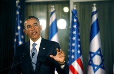 Obama Talks Tough On Syria, Counsels Patience With Iran