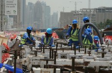Eight workers on trial in Dubai for starting riot at Arabtec site