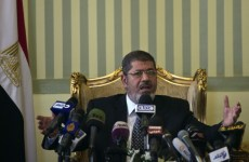 Mursi Says Polarised Politics Threatens Democracy