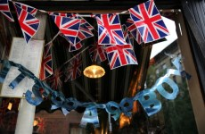 Pictures: Celebrations For The Birth Of UK's Royal Baby Boy