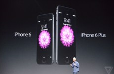 "Apple Launches Two iPhone 6 Models, Says ""Best Phones Ever Made"""
