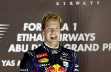 Vettel Wins Abu Dhabi Grand Prix