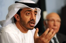 UAE Urges Iran To Tackle Regional Issues