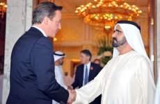UAE And UK Plan Defence Partnership Around Typhoon