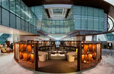 Pictures: Dubai's Emirates completes $11m business lounge refurbishment