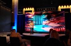 Pictures: Dubai's La Perle by Dragone aqua show prepares for launch