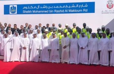 New 62km Abu Dhabi-Dubai highway opened, named after Dubai ruler