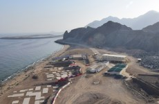 Eagle Hills awards grading works contract for Fujairah Address resort