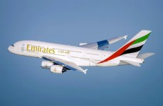 Dubai airline Emirates says travel flows from US to Iran have dropped