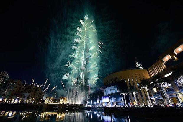 UAE-DUBAI-NEW-YEAR