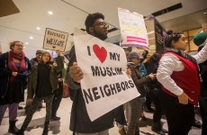 Trump's order halting immigrants from seven Muslim countries hits roadblock