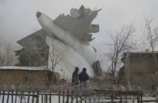 Several killed as Turkish cargo jet crashes in Kyrgyzstan