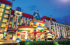 Dubai's DXB, UK's Merlin partner for Middle East's first Legoland Hotel