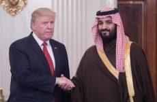 "Saudi deputy crown prince, Trump meeting a ""turning point"", says Saudi adviser"