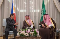 Saudi's King Salman, Phillipines' Duterte oversee signing of cooperation deals