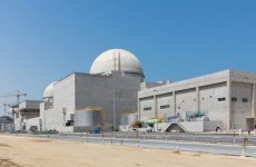 UAE's first nuclear reactor to begin operations in 2018