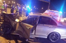 One killed, 14 injured in Dubai road accidents
