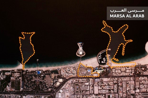Dubai plans new artificial islands to attract tourists
