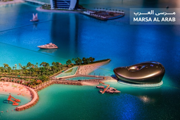 Dubai plans $1.7 billion tourist project on new artificial islands