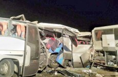 Six killed, over 80 injured in major accident in Saudi