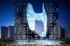 Zaha Hadid-designed The Opus project in Dubai takes shape