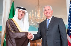 """Saudi foreign minister insists there is """"no blockade"""" on Qatar"""