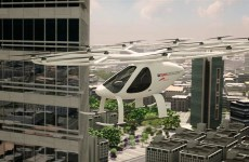 Pics: Dubai's RTA to begin trials for self-driving air taxis this year