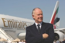 Emirates president says could work with Etihad in some areas