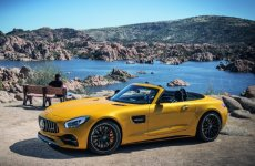Car review: Mercedes-AMG GT C Roadster