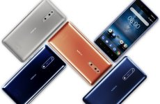 HMD launches Nokia 8 smartphone in Dubai
