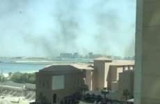 Fire breaks out in Dubai's Movenpick JBR hotel