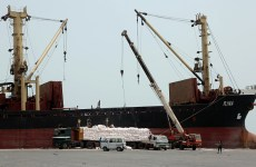 Saudi coalition wants stronger Yemen weapons checks before main port reopens